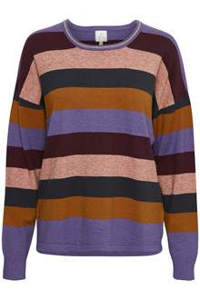 CULTURE DARIN STRIPE KNIT 50104680 D