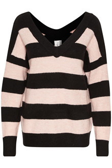 CULTURE JOLENE STRIPE JUMPER 50104910 P