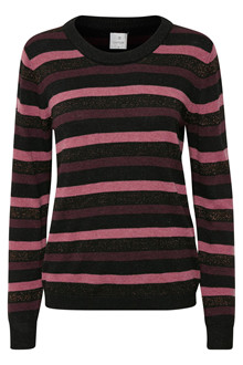 CULTURE VICKTORIA STRIPE JUMPER 50105090 C