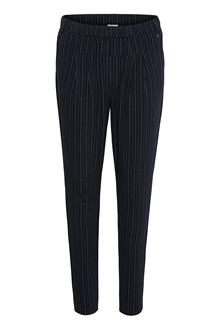 CULTURE SARAH PINSTRIPE PANTS 50105109 B