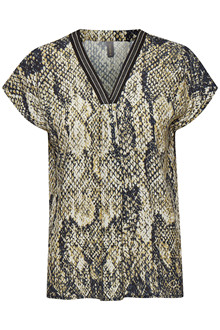 CULTURE CUANDREA SNAKE BLUSE 50105772