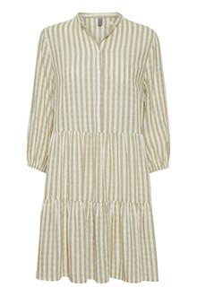 CULTURE CUNOOR STRIPE DRESS 50106259