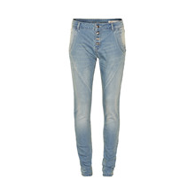 CREAM BAILEY JEANS 650031 LB