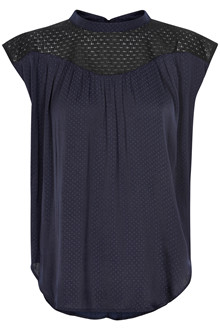 STELLA NOVA SUMMER DRAPE TOP 721X-SD01 M