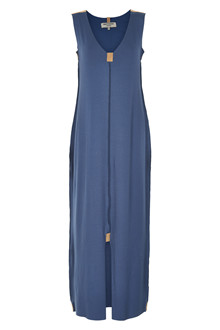 HENRIETTE STEFFENSEN Copenhagen 8012G DRESS BLUE