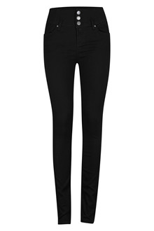 b.young GELYA HIGH WAIST SLIM JEANS 802555