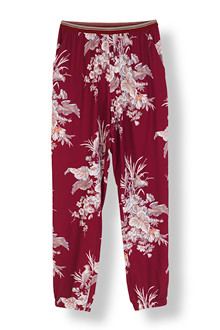 STELLA NOVA BIRD FLOWER PANTS 81LD-BF01