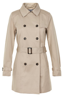 b.young ABBY TRENCHCOAT 2 20804026