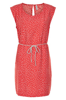 BLEND SHE DOT R DRESS 20202401