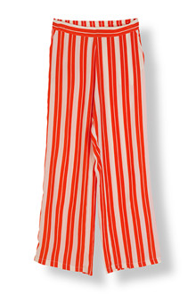 STELLA NOVA CUPRO STRIPES PANTS CA-4130 MR
