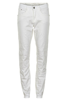 CREAM LOTTE TWILL JEANS - REGULAR FIT 10603240