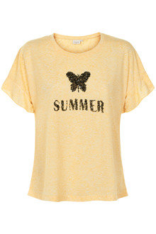 CREAM SANDY T-SHIRT 10604097