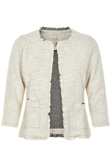 CREAM NELLIE CARDIGAN 10603394 C