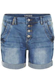CREAM VILLA DENIM SHORTS 10602749