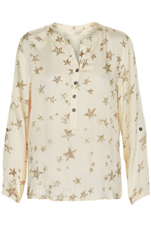 CREAM STARS BLOUSE 10602307