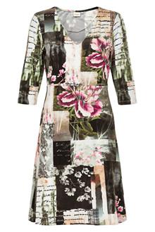 CREAM VALENTINA DRESS 10603090 L