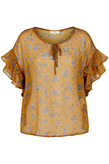 CREAM MATINA BLOUSE 10603541