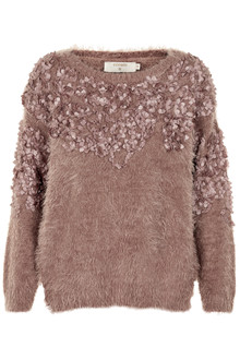 CREAM JULIETTE PULLOVER 10602585