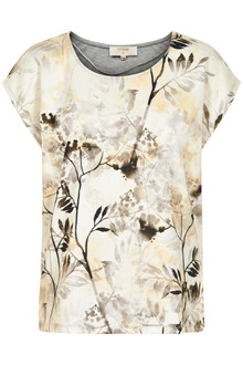 CREAM NORA T-SHIRT 10602827 PS