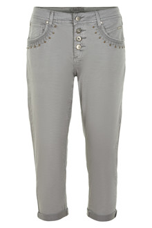 CREAM TILDE CAPRI PANTS 10603379