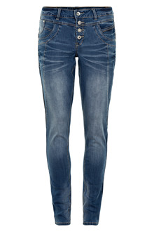 CREAM ANNA JEANS - BAIILY 10602753 M