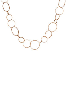CREAM GAIA NECKLACE 10400760