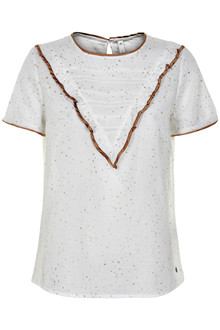 CULTURE INGALIL S/S BLUSE 50104163 S