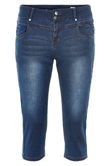 CULTURE MONICA CAPRI JEANS 50103429 DB