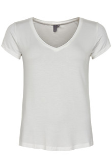 CULTURE POPPY V-NECK T-SHIRT 50105673 SG