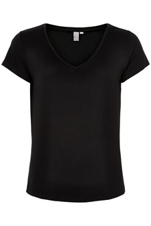 CULTURE POPPY V-NECK T-SHIRT 50105673 B
