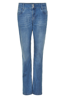 Denim Hunter REGITZE CURVED JEANS 10701678 BW