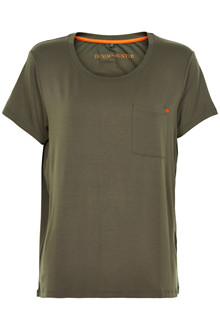 Denim Hunter CHAR T-SHIRT 10701346 WO