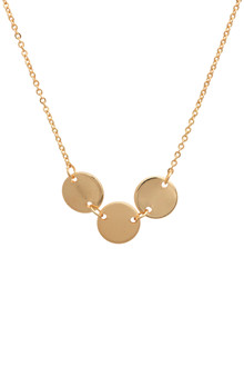 Fransa Q-NYNECKLACE NECKLACE 20603873 3
