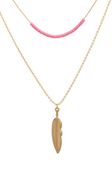 Fransa Q-NYNECKLACE NECKLACE  20603873 2