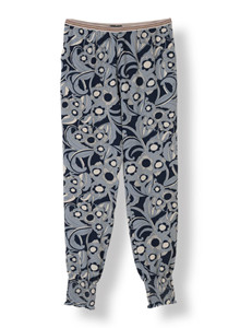 STELLA NOVA GRAPHIC FLOWERS PANTS GF-4379