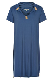 HENRIETTE STEFFENSEN Copenhagen 8009G DRESS BLUE