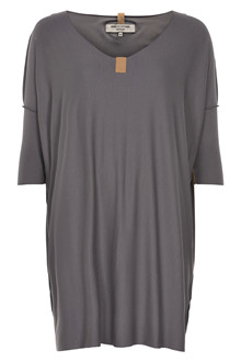 HENRIETTE STEFFENSEN Copenhagen 8010G DRESS GREY