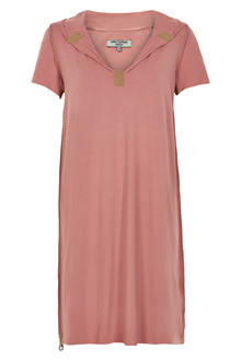 HENRIETTE STEFFENSEN Copenhagen 8009G DRESS OLD ROSE