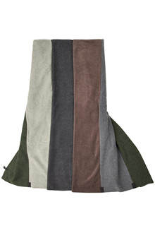 HENRIETTE STEFFENSEN Copenhagen 4056 BLANKET GREEN/GREY/BROWN