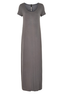 HENRIETTE STEFFENSEN Copenhagen 6053 DRESS GREY