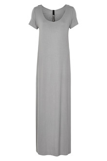 HENRIETTE STEFFENSEN Copenhagen 6053 DRESS GREY BLUE