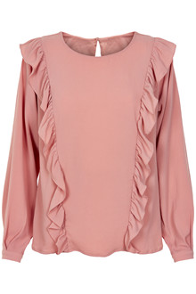 ICHI BUSTO LS BLOUSE 20104684 A