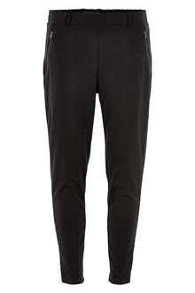 ICHI KATE ZIP PANTS 20106363