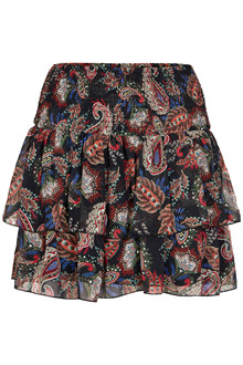 ICHI X DOLLY SKIRT 20108616-10011