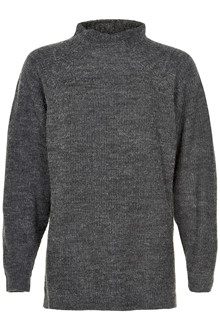 ICHI MARAT T-NECK KNIT 20107656-10021