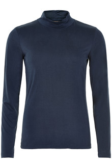 ICHI IHLIKE TURTLENECK BLOUSE 20109101 14044