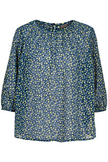 ICHI IXDOLLY MS2 BLOUSE 20109351-14452