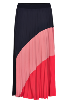 IN FRONT FRANCES PLISSE SKIRT 13147 C