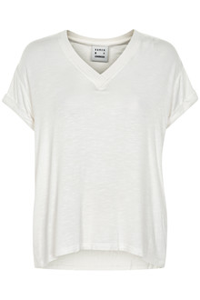 KAREN BY SIMONSEN TEACH V-NECK TEE 10101155 S