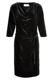 KAFFE SELBA VELVET DRESS 10502540 B
